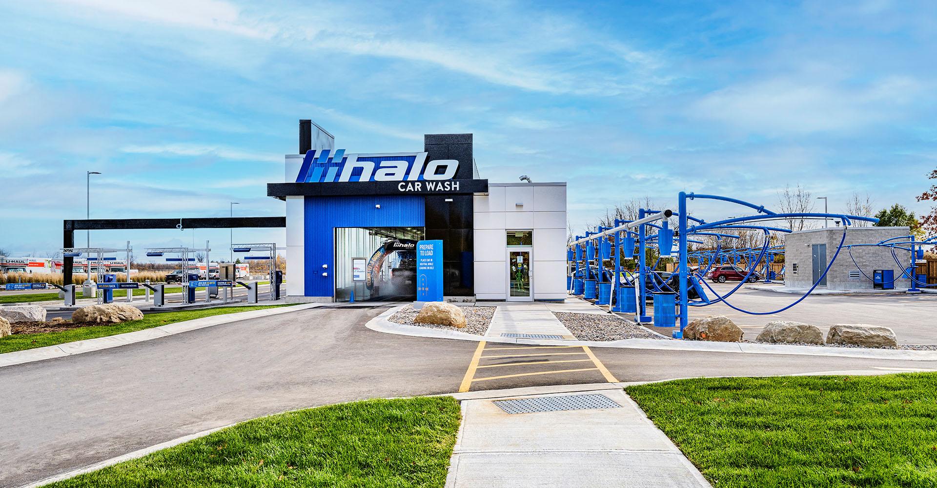 Halo Car Wash