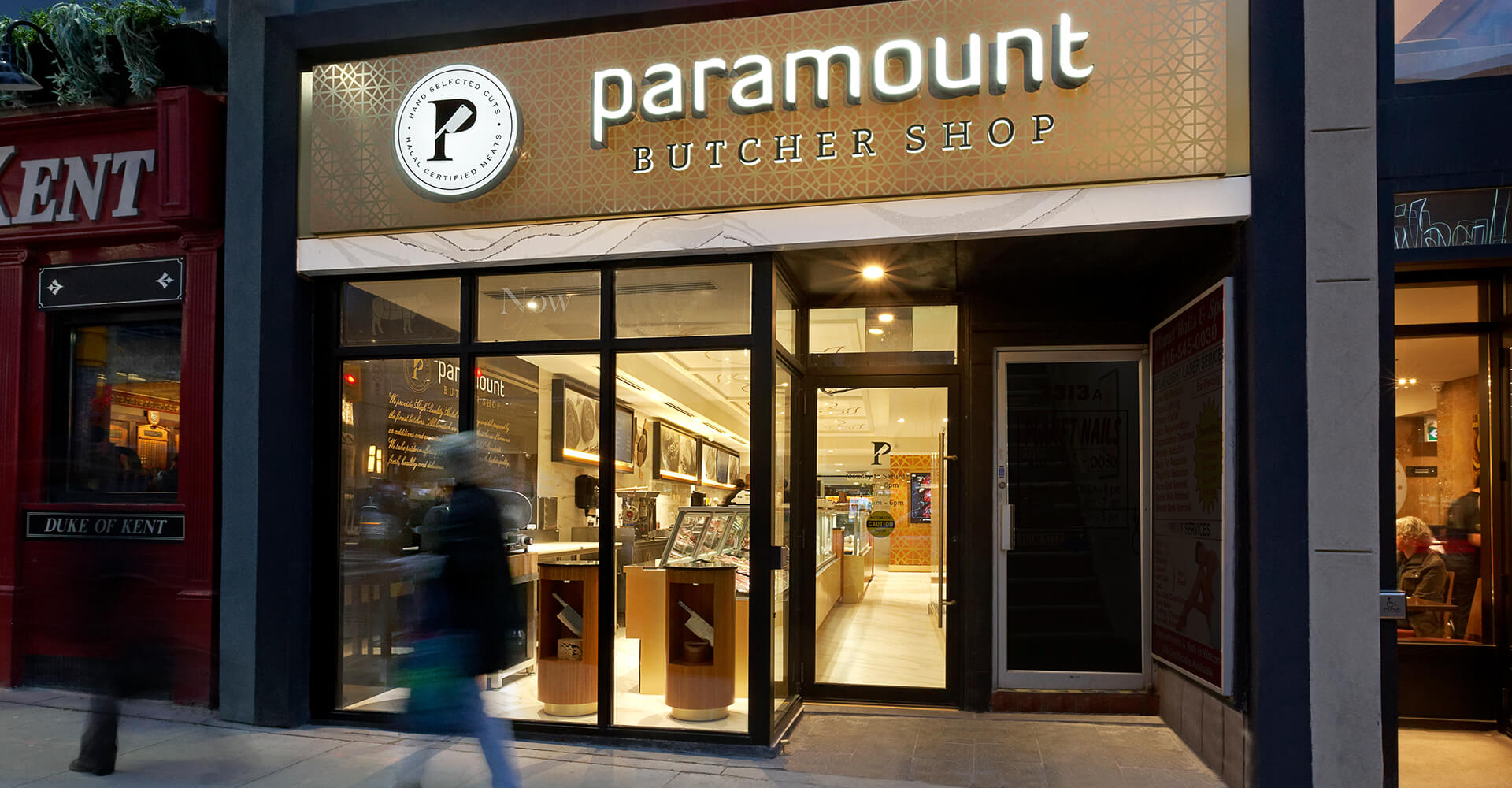Paramount Fine Food