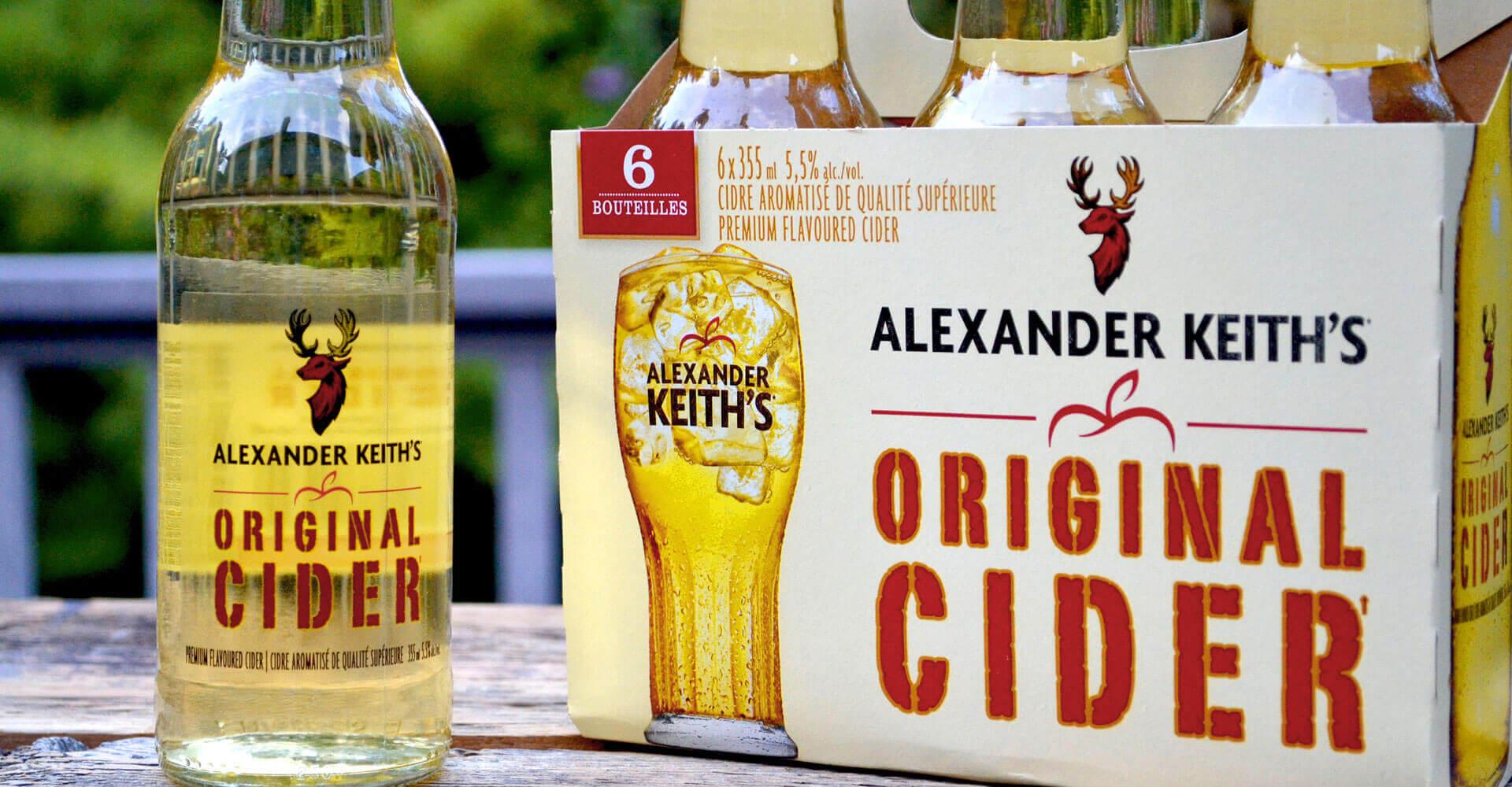 Labatt's - Alexander Keith's Original Cider
