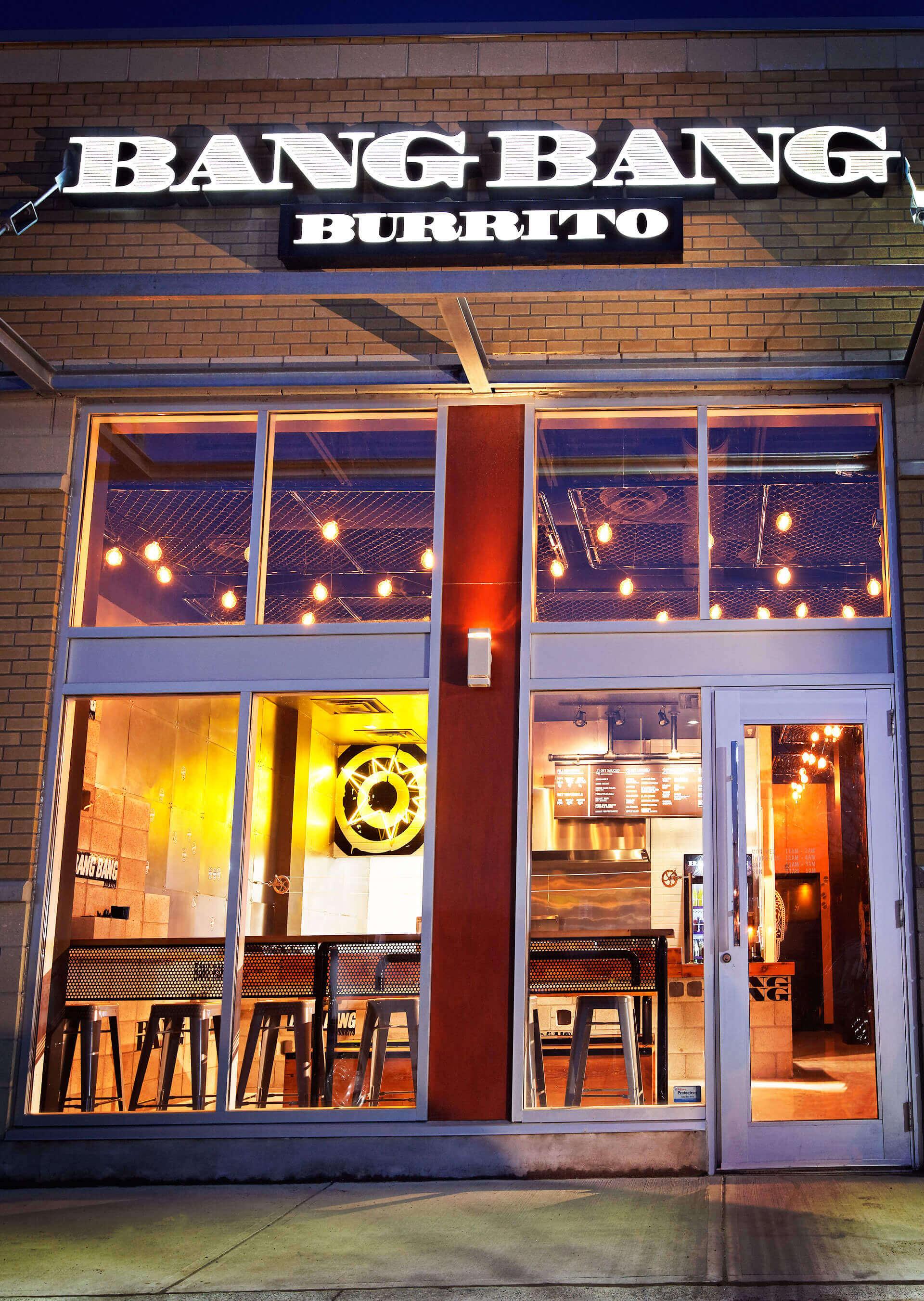 Bang Bang Burrito