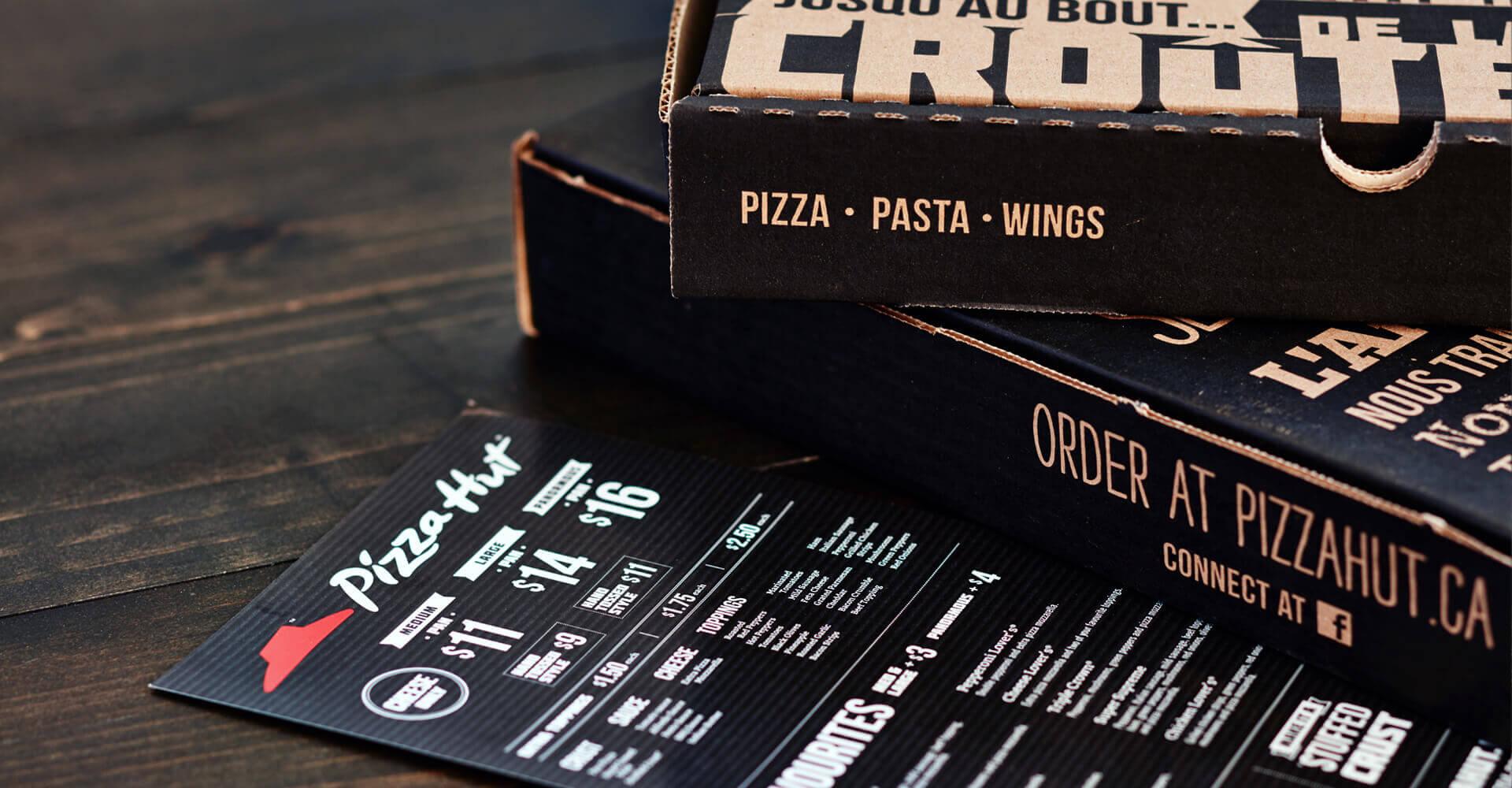 Yum! - Pizza Hut
