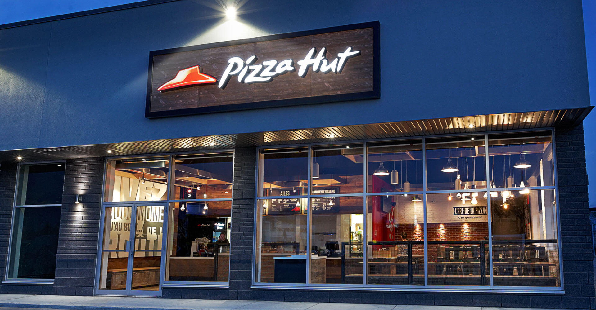 Yum! - Pizza Hut