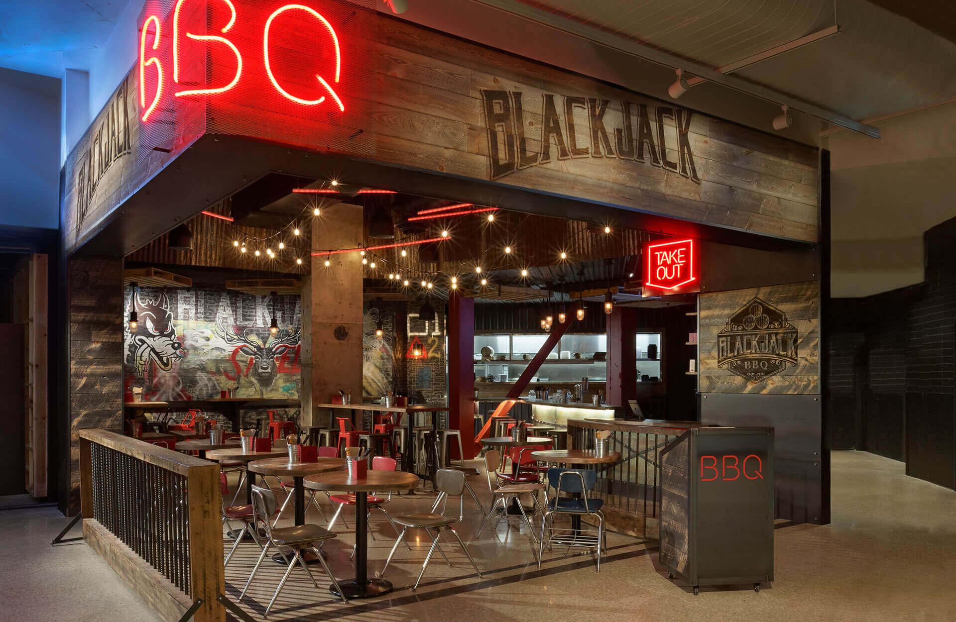 Blackjack BBQ