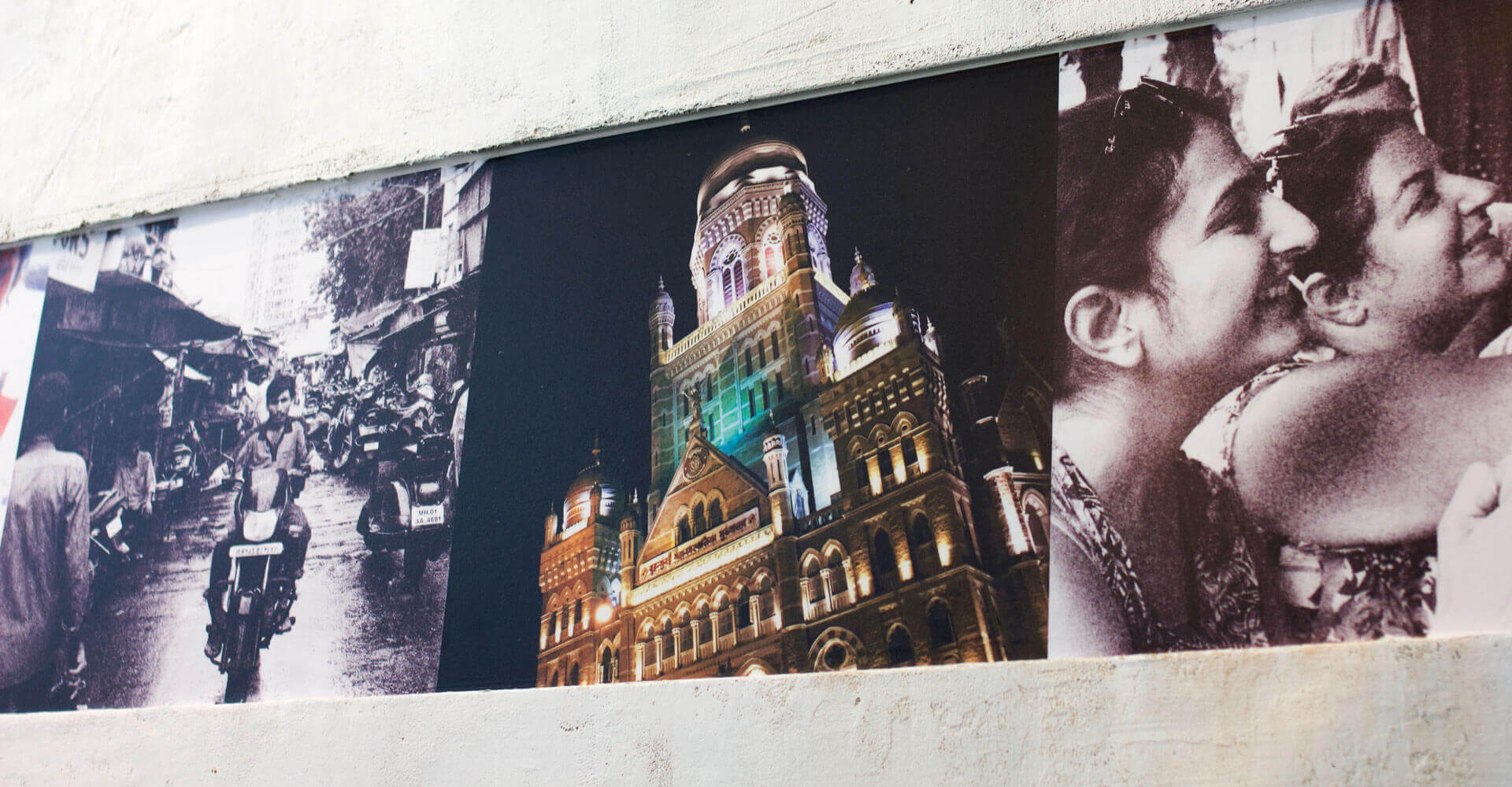 Bombay Street Food - Photo Wall