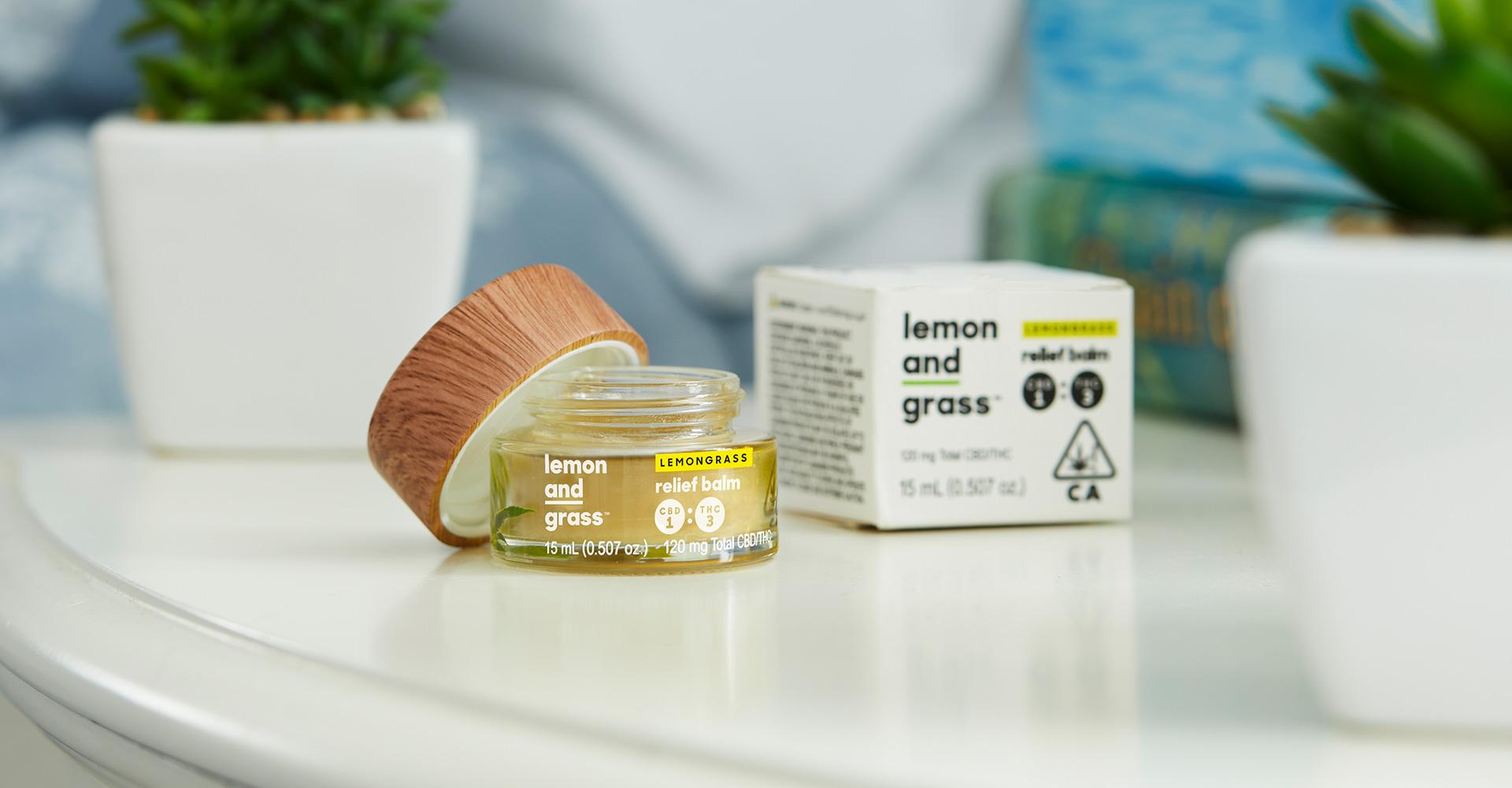Lemon and Grass