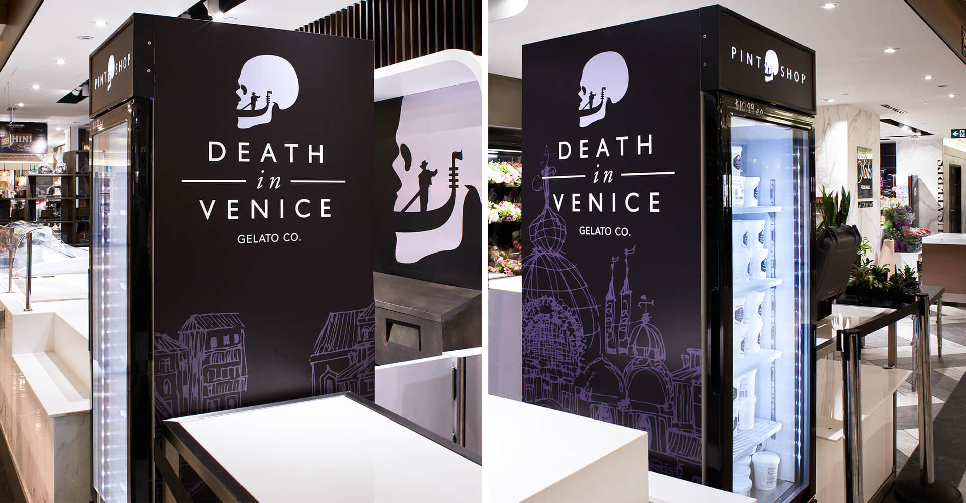 Death in Venice Gelato Co.