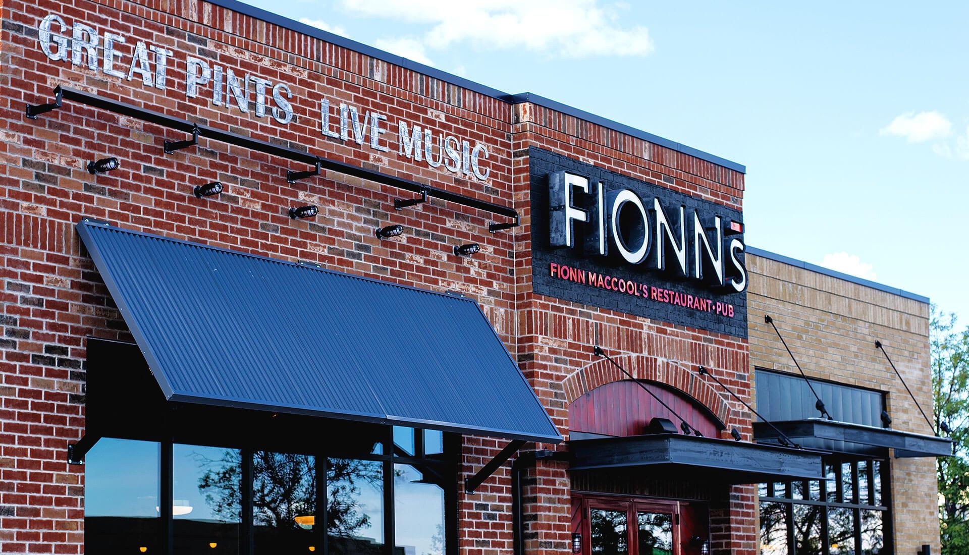 Fionn's
