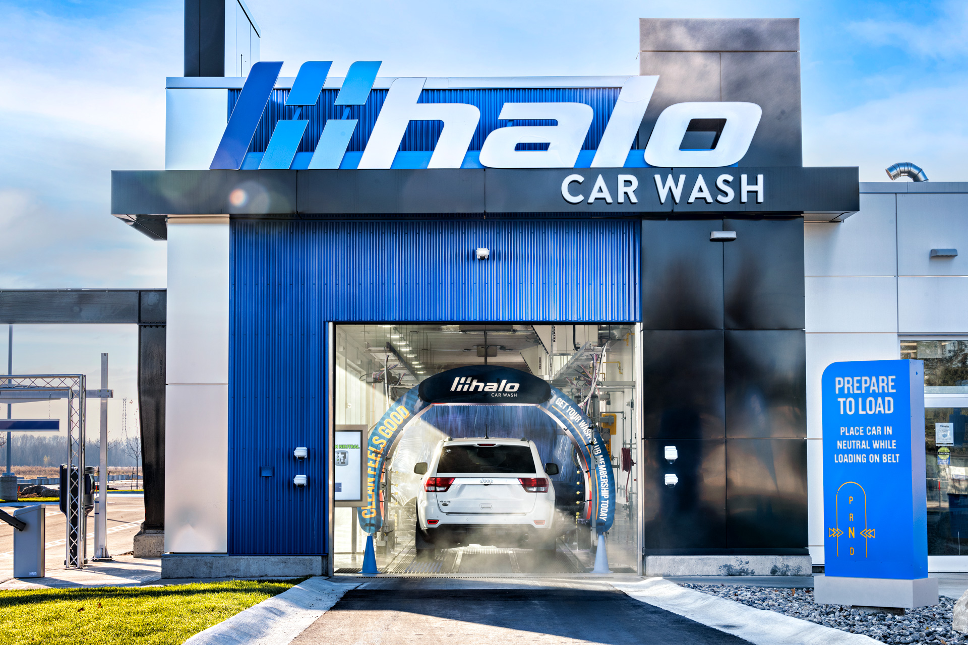 Halo Car Wash