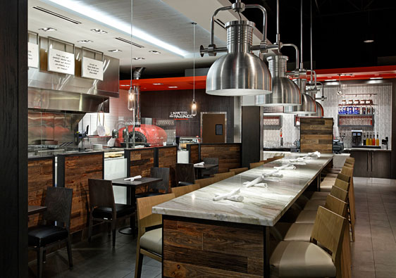 Were In Las Vegas This Week To Accept The Outstanding Merit Award Restaurant Casual Dining Category At 2014 ARE Design Awards Ceremony