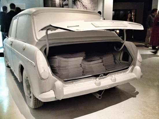 Edition Richmond Car Trunk