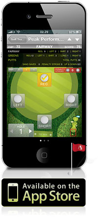 Golf Stats Tracker Pro in iTune Store