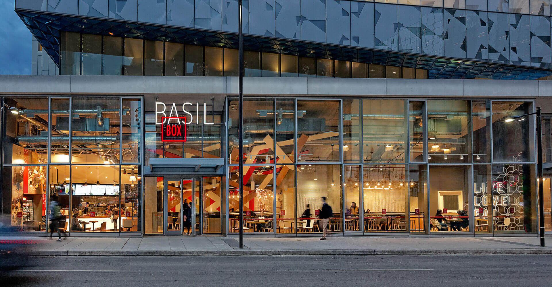 Basil Box