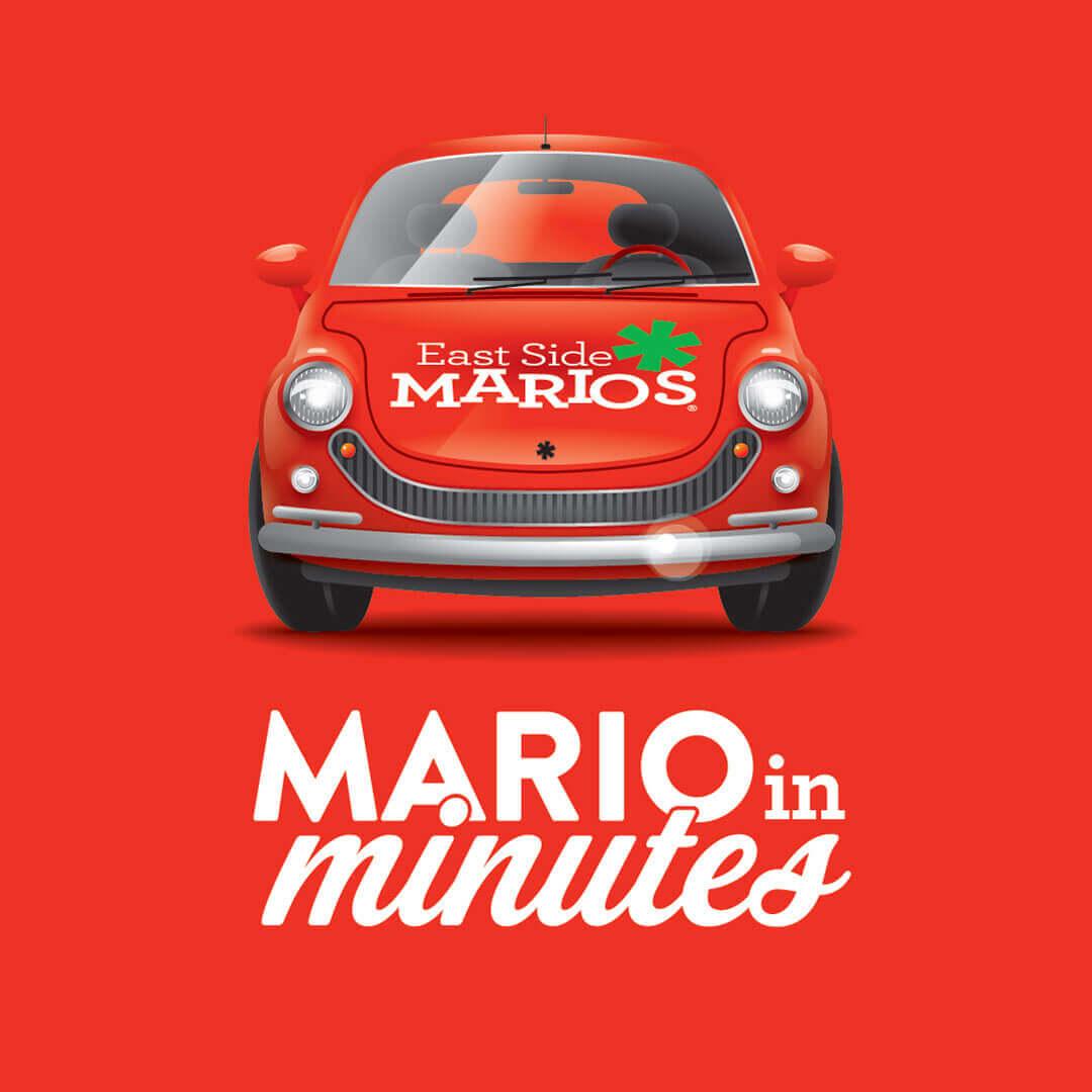 Mario in Minutes